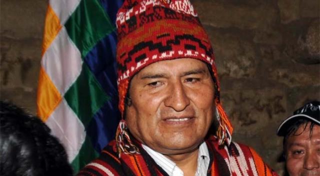 Хуан Эво Моралес Айма (Juan Evo Morales Ayma)